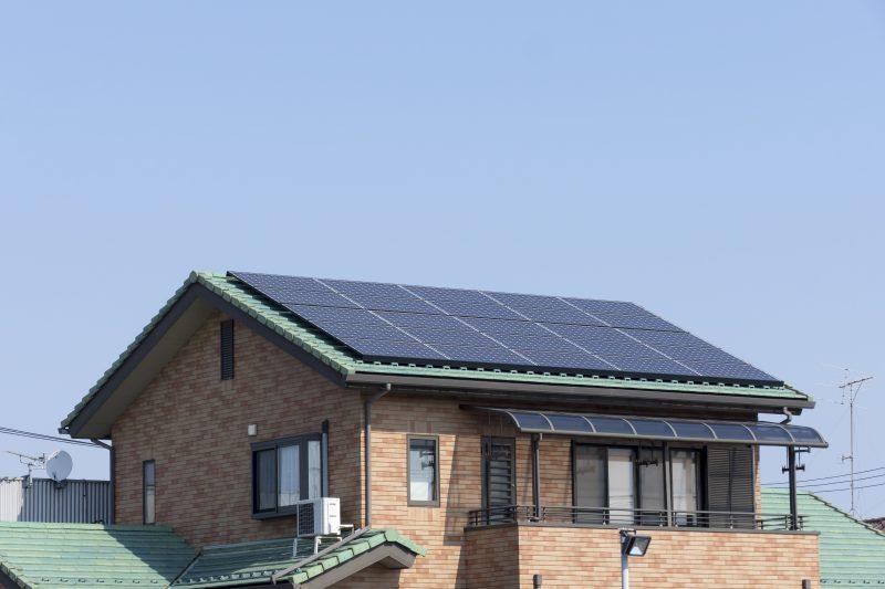 太陽光発電住宅